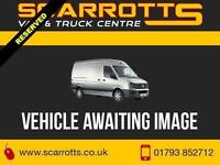 2012 61 FORD TRANSIT CONNECT 1.8 TDCI 90 BHP T230 LWB CREW VAN AIR CON 73682 MIL