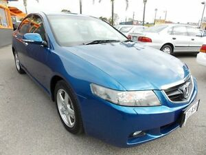 2004 Honda Accord Euro CL Luxury Blue 5 Speed Automatic Sedan Enfield Port Adelaide Area Preview