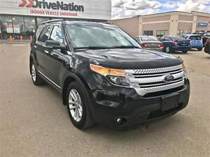 2013 Ford Explorer XLT WITH LEATHER AND DVD