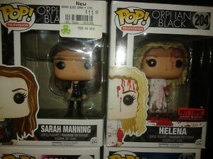 Orphan Black Funko POP Vinyl Figures