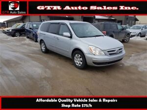 2009 Hyundai Entourage GLS * STOW & GO SEATS,2-WAY REMOTE START*