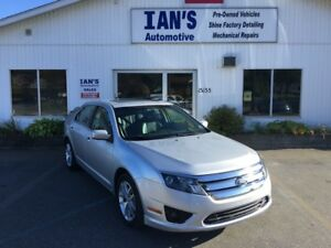 2011 Ford Fusion AWD SEL