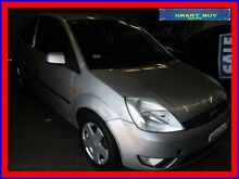 2004 Ford Fiesta WP Zetec Silver 5 Speed Manual Hatchback Canada Bay Canada Bay Area Preview