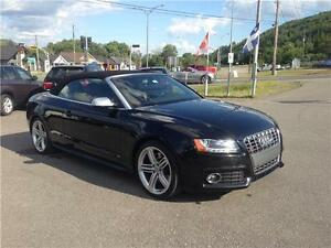 2011 AUDI S5 S TRONIC CONVERTIBLE