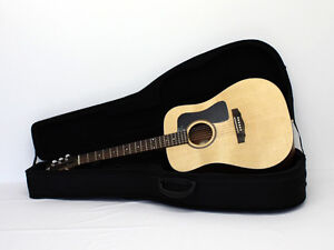 Guild AD-3 Acoustic Guitar with Guild Case, Like New - List $759
