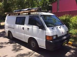 Price Drop!! 1999 Mitsubishi Express Campervan For Sale! Melbourne CBD Melbourne City Preview