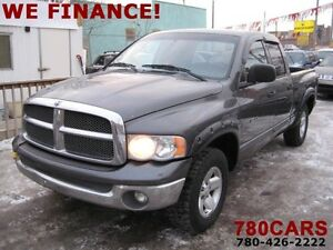 2002 Dodge Ram 1500 4X4 - REMOTE START - WE DO TRADES