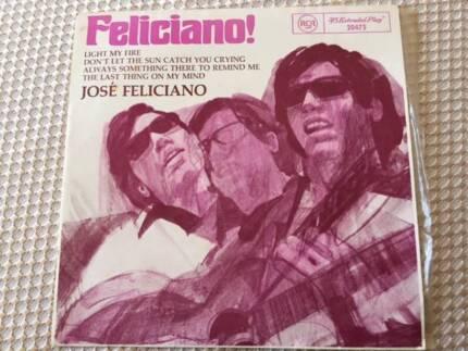 Jose Feliciano - RCA 20475 - Light My Fire