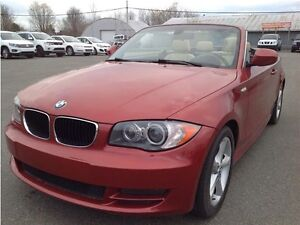 BMW 1 Series 128i Convertible Cuir MAGS 2011