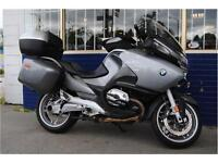 2006 BMW 1200rt at Motorcycle World