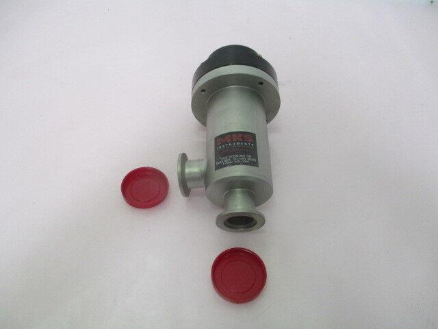 MKS HPS 152-0025K Pneumatic Vacuum Isolation Valve, Angle, 423452