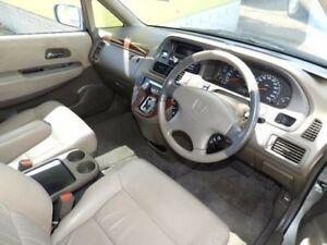 2002 Honda Odyssey 2nd Gen MY2002 V6-L Gold 5 Speed Automatic Wagon