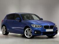 2015 BMW 1 SERIES HATCHBACK