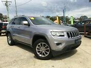2014 Jeep Grand Cherokee WK MY15 Laredo 4x2 Grey Semi Auto Wagon Southport Gold Coast City Preview