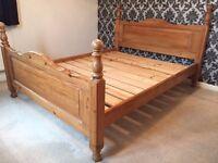 John Lewis King Size Bed