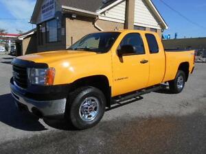 2008 GMC Sierra 2500HD SLE 4X4 Extended Cab 6.5Ft Box ONLY 99Km