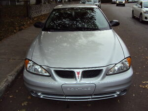 2005 Pontiac Grand Am se Berline
