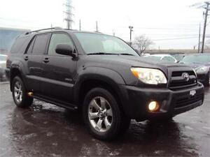 2008 Toyota 4Runner Limited 4.7 V8 LEATHER SUNROOF HEATED SEATS