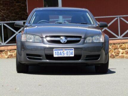 2009 Holden Commodore VE MY09.5 Omega Sportwagon Grey 4 Speed Automatic Wagon