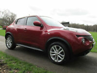 2012 (12) Nissan Juke 1.5dCi ( 110ps ) Acenta Premium ***FINANCE ARRANGED***