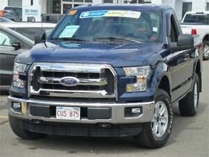 2016 Ford F-150 XLT (Regular Cab) NEW PRICE!!