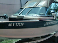 LEGEND V 166 USED FISHING BOAT