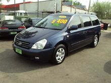 2006 Kia Grand Carnival VQ (EX) Blue 5 Speed Automatic Wagon Punchbowl Canterbury Area Preview
