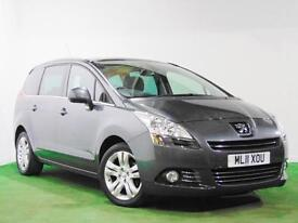 PEUGEOT 5008 EXCLUSIVE 2.0 HDI 7 SEATS