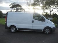 2008 Vauxhall Vivaro 2.0CDTi Van