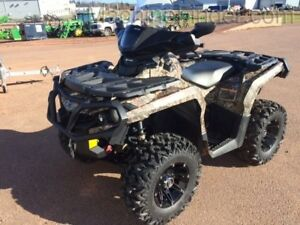 2012 Can-Am Outlander™ 1000 XT - Camouflage