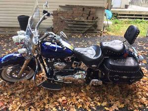 2002 Harley-Davidson Softail Heritage