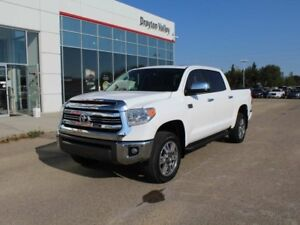 2017 Toyota Tundra 1794 TRD DUAL EXHAUST, TRD FRONT SUSPENSION