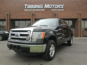 2013 Ford F-150 5.0L V8 / 4X4 | BLUETOOTH | CREW CAB |