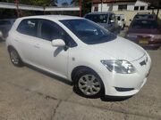 2007 Toyota Corolla ZRE152R Ascent White 4 Speed Automatic Hatchback Sylvania Sutherland Area Preview