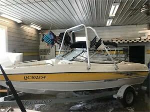 ***WAKEBOARD TOWER***2007 18' STINGRAY BOWRIDER BOW RIDER - MINT