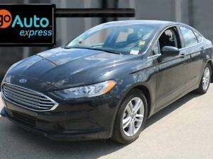 2018 Ford Fusion FORD CERTIFIED PRE-OWNED LOW AS 1.9% FINANCE ,