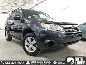 2010 Subaru Forester X Sport MAGS/SIEGES CHAUFFANTS/COMME NEUF