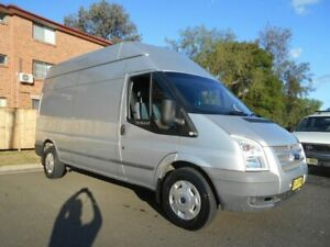 2013 Ford Transit VM MY12 Update High (LWB) Silver 6 Speed Manual Van Bankstown Bankstown Area Preview