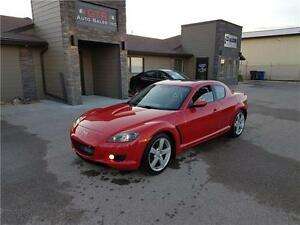 2005 Mazda RX-8 GT *GREAT SPORTY CAR, CLEAN HISTORY, LOW KM*
