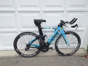 Specialized S-Works Shiv,  Size Small , Di2 elec shifting