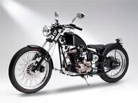 THA HEIST BY CLEVELAND CYCLEWERKS 250CC MOTORCYCLE