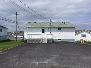 Charming two bedroom house with superb view in Twillingate!
