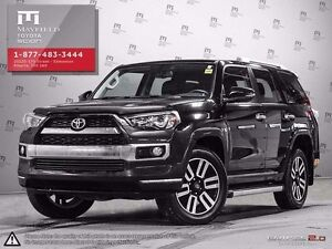 2015 Toyota 4Runner Limited 5-passenger