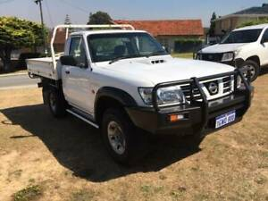 2006 NISSAN PATROL 4.2L 6-CYL DSL TURBO 5-SPD TRAY TOP ( RARE FIND! ) Bayswater Bayswater Area Preview