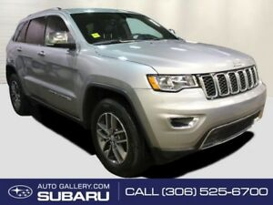 2018 Jeep Grand Cherokee LIMITED | FULLY LOADED | ADJUSTABLE AIR