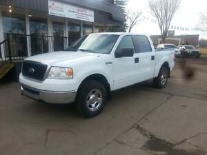 2008 F-150 Crew/cab XLT  4x4..YOU ARE APPROVED 100%