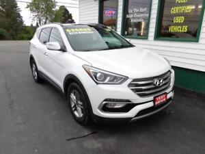 2017 Hyundai Santa Fe Sport Luxury only $219 bi-weekly all in!