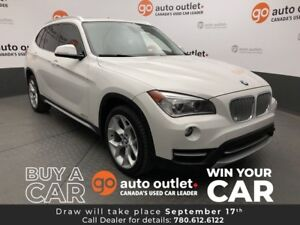 2014 BMW X1 xDrive AWD