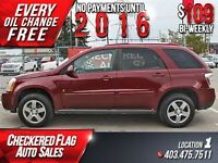 2008 Chevrolet Equinox LT W/ All Wheel Drive-Heated Leather-Sunr