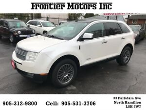 2010 Lincoln MKX ALL WHEEL DRIVE